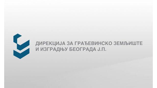 Direkcija za izgradnju grada Beograda