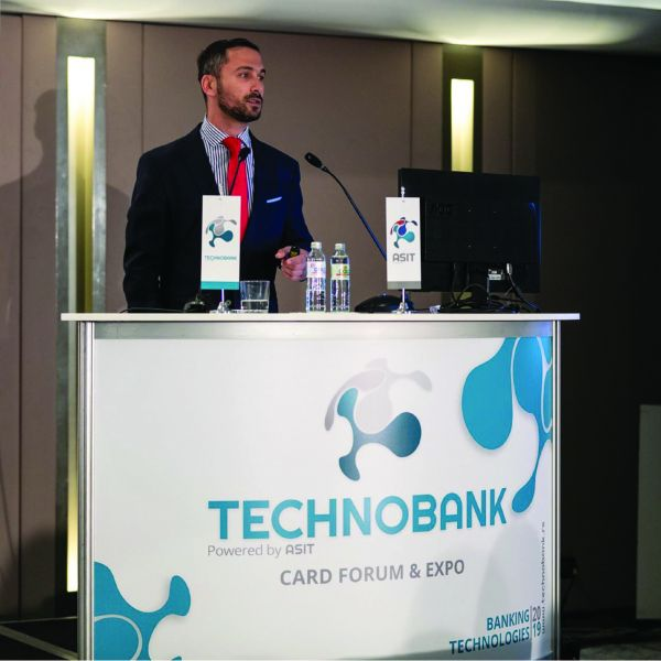 M&I Systems, Co. Group na konferenciji Technobank2019